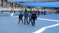 patinoire des Deux Alpes