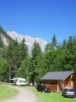 les chalets du Camping